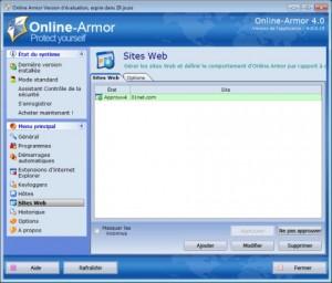Online Armor